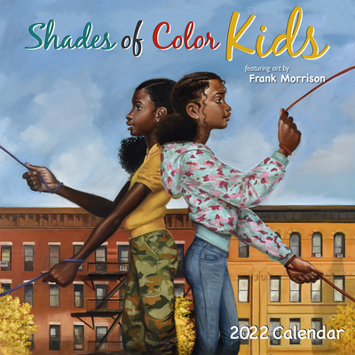 Shades of Color Kids Cover Image