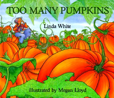 Cover for Too Many Pumpkins