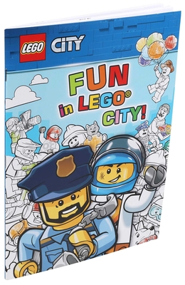 LEGO: Fun in LEGO City! Cover Image