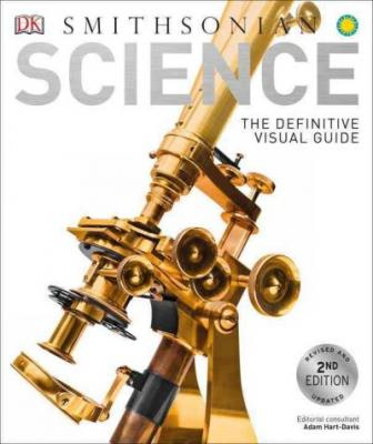 Science: The Definitive Visual Guide Cover Image