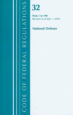 National Defense, Parts 1 190 Cover Image