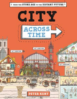 A City Across Time Cover Image