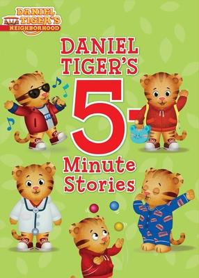 Daniel Tiger's 5-Minute Stories (Daniel Tiger's Neighborhood) Cover Image