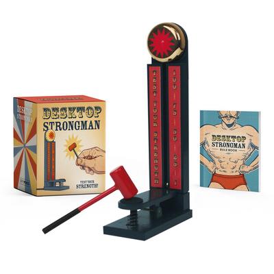 Desktop Strongman: Test Your Strength! (RP Minis) Cover Image