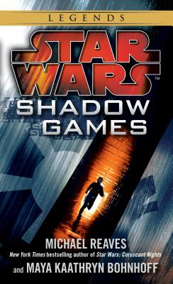 Shadow Games Cover Image
