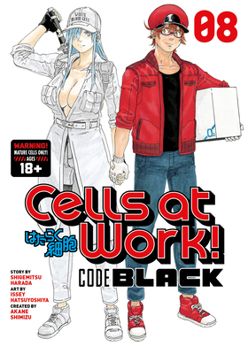 Cover for Cells at Work! CODE BLACK 8