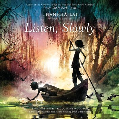 Listen, Slowly Lib/E Cover Image