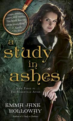 A Study in Ashes Cover