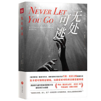 Cover for Never Let You Go