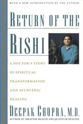 Return of the Rishi Cover