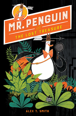 Mr. Penguin and the Lost Treasure Cover Image