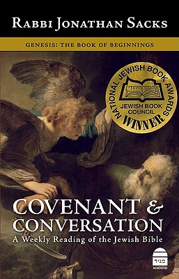 Covenant & Conversation: Genesis: The Book of Beginnings Cover Image