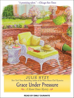 Grace Under Pressure (Manor House Mysteries) Cover Image