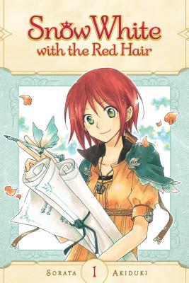 Snow White with the Red Hair, Vol. 1 Cover Image