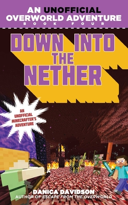 Cover for Down into the Nether