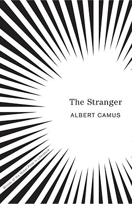 The Stranger Camus cover image