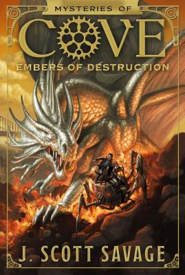 Embers of Destruction, 3 (Mysteries of Cove #3) Cover Image