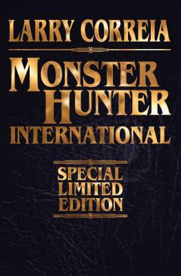 Monster Hunter Cover Image