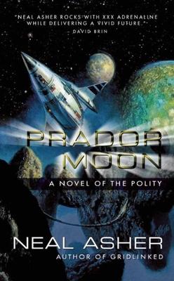 Prador Moon: A Novel of the Polity Cover Image