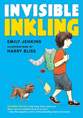 Invisible Inkling Cover