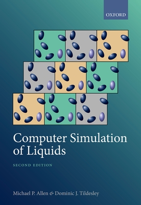 Computer Simulation of Liquids Cover Image