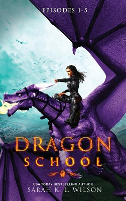 Dragon School: Episodes 1-5 Cover Image