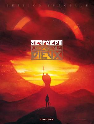 Siegfried Volume 3: Twilight of the Gods, 3 Cover Image
