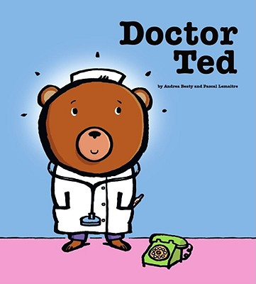Doctor Ted Cover
