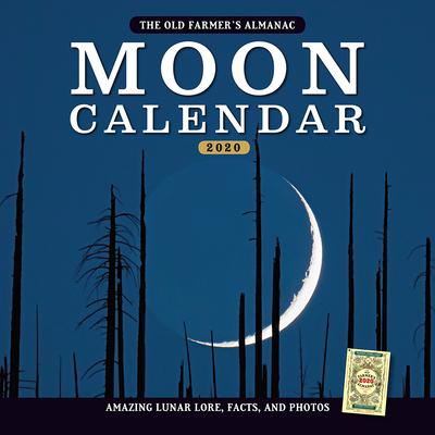 The 2020 Old Farmer's Almanac Moon Calendar Cover Image