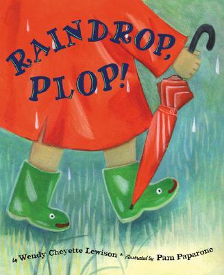 Raindrop, Plop! Cover