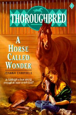 A Horse Called Wonder Cover Image