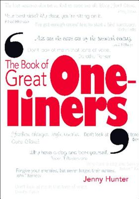 The Book of Great One-Liners Cover
