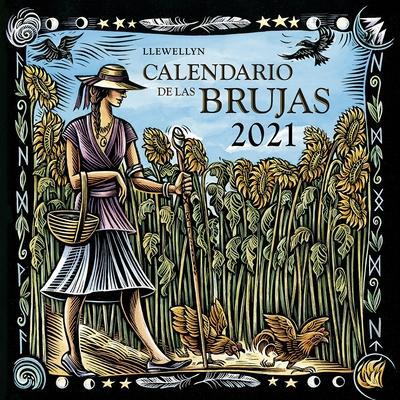 Calendario de Las Brujas 2021 Cover Image