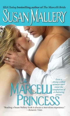 Cover for The Marcelli Princess