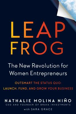 Leapfrog: The New Revolution for Women Entrepreneurs Cover Image