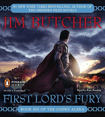 First Lord's Fury Cover