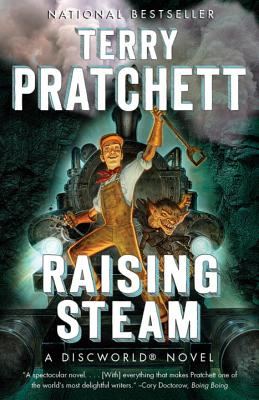 Raising Steam (Paperback) By Terry Pratchett