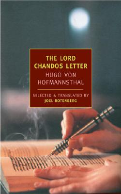 The Lord Chandos Letter Cover