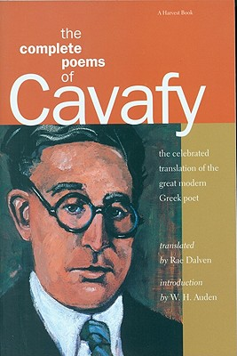 The Complete Poems of Cavafy: Expanded Edition Cover Image
