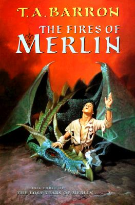 The Fires of Merlin (Merlin Saga #3) Cover Image