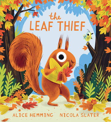 The Leaf Thief Cover Image