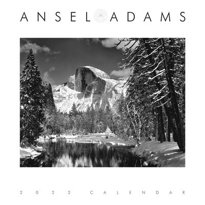 Ansel Adams 2022 Engagement Calendar Cover Image