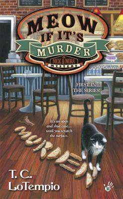 Meow If It's Murder (A Nick and Nora Mystery #1) Cover Image