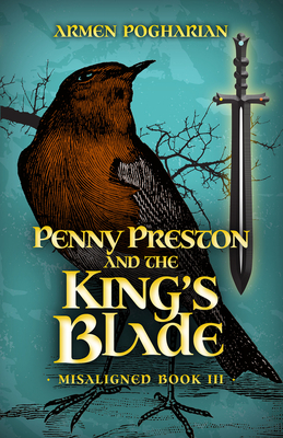 Cover for Penny Preston and the King's Blade