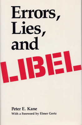 Errors, Lies, and Libel Cover Image