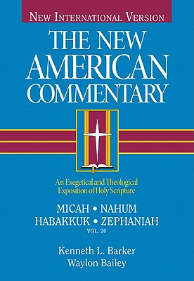 Micah, Nahum, Habakkuh, Zephaniah Cover