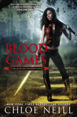 Blood Games Cover