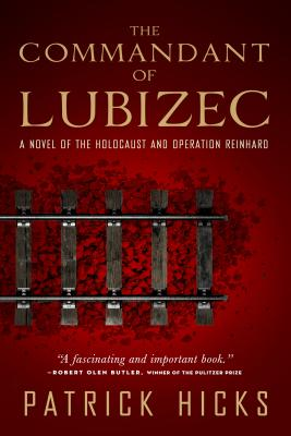The Commandant of Lubizec Cover