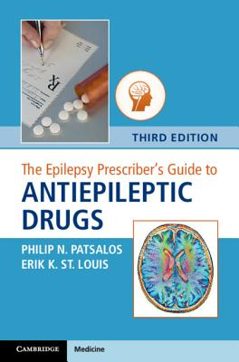 The Epilepsy Prescriber's Guide to Antiepileptic Drugs Cover Image