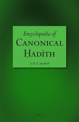 Encyclopedia of Canonical Ḥadīth Cover Image